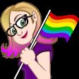 MaidenAriana-PrideFlag